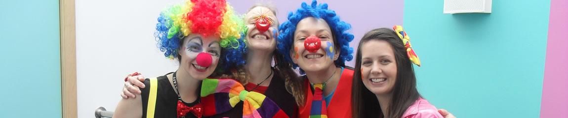 Clowning Around Fundraiser